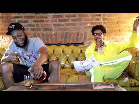 Cigar Talk: PNB Rock explains fight with Lil B, new XXXtentacion verse, & New Album