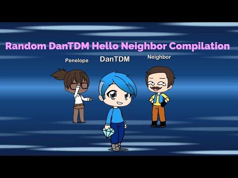 Dantdm Hello Neighbor In Roblox