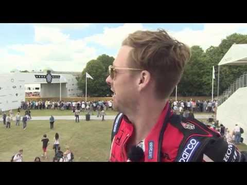 Highlights from World famous Goodwood Festival of Speed