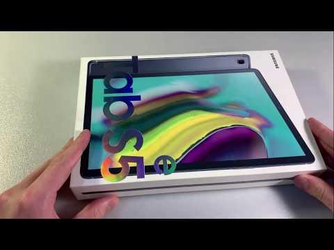 Обзор Samsung Galaxy Tab S5e 10.5 (2019) 64GB T725N