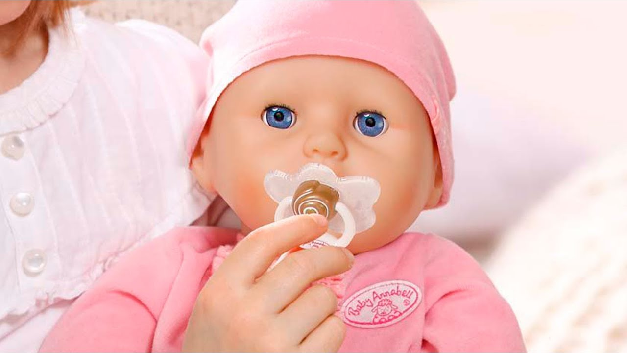 Baby Annabell Doll Version 8 Lalka Wersja 8 Zapf