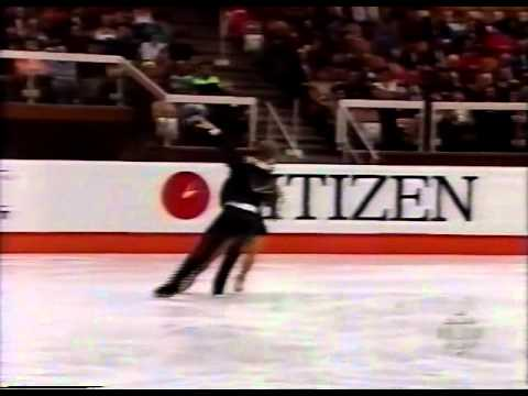 Guardia & Laporte (FRA) - 1995 World Juniors, Free Dance