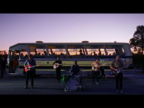 Rolling Blackouts Coastal Fever - Sister's Jeans [OFFICIAL VIDEO]