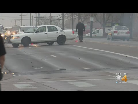 Hit & Run In Denver Takes Place At Evans Avenue And Holly Street