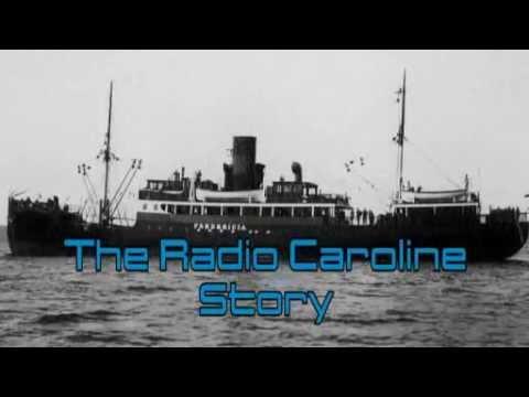 DVD The Radio Caroline story - DVD L'histoire de Radio Caroline
