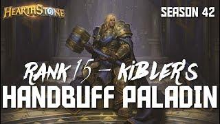 Kibler's Handbuff Paladin (Rank 15, 1st Day of Season 42)