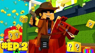 Minecraft: EL MATADOR RETORNA - SURVIVAL POINTS Ep.2 ‹ EduKof Games ›