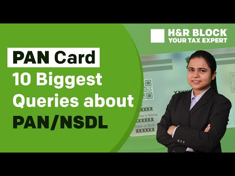 PAN Card: 10 Biggest Queries About PAN/NSDL