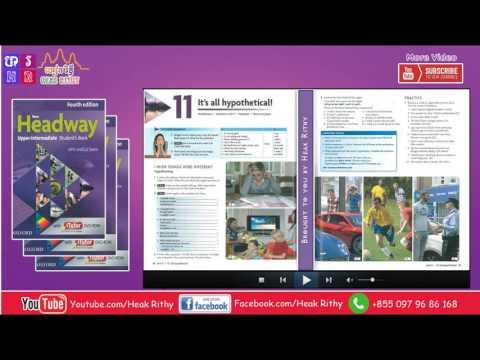 New Headway Upper-Intermediate Student's Book 4th