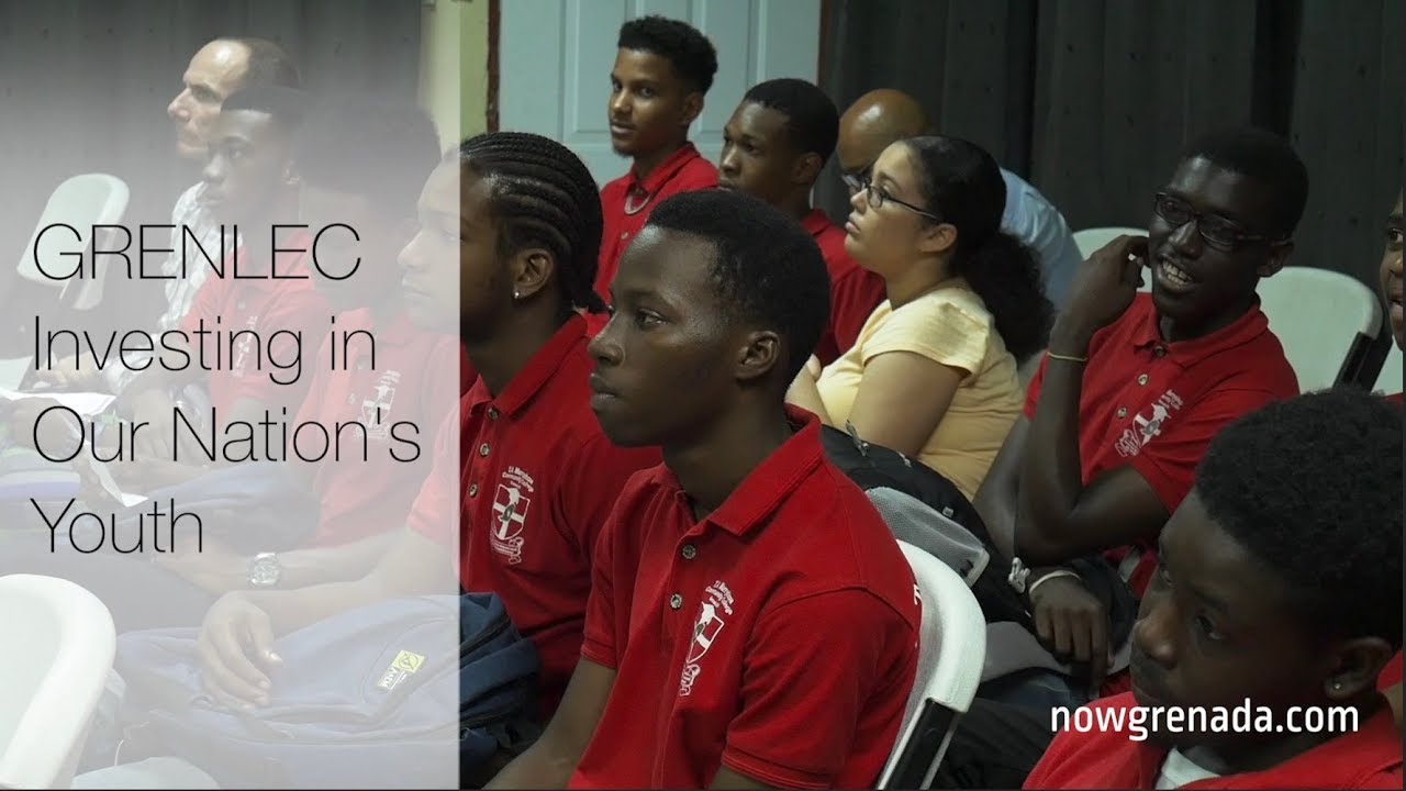 GRENLEC Investing in Our Nation's Youth at College Level - Dauer: 2 Minuten, 44 Sekunden