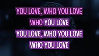 Who You Love (Karaoke Version) - John Mayer feat. Katy Perry | TracksPlanet