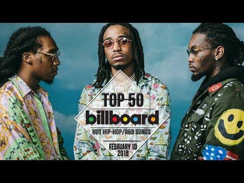 Top 50 • US Hip-Hop/R&B Songs • February 10, 2018 | Billboard-Charts