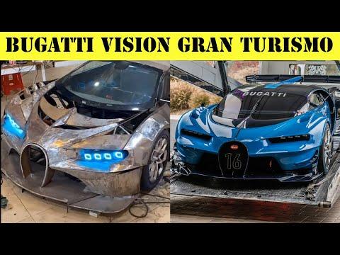 Bugatti Vision Gran Turismo Replica (Full)