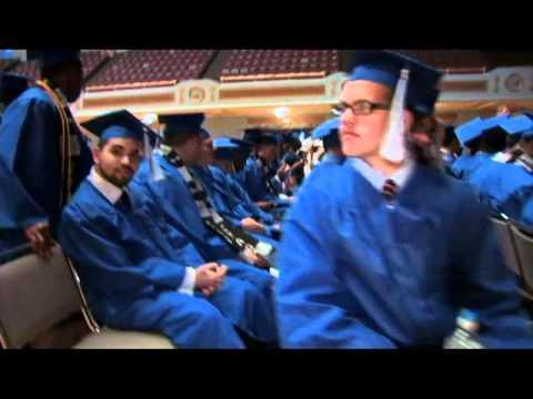 James Ford Rhodes high school 2011 Pre-Graduation