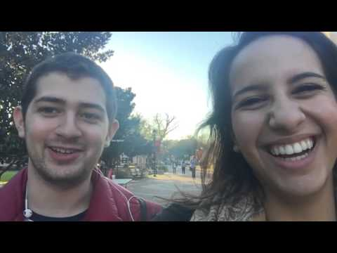 A Day in the Life of a College Student Leader | University of St. Thomas- Houston, Texas
