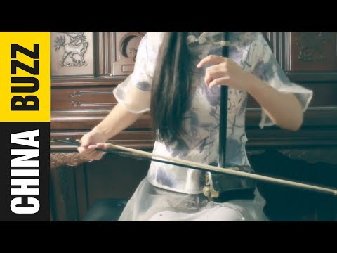Chinese  instruments - Erhu