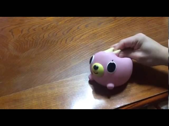Jabber Bunny, Oshaberi Doubutsu Talking Animal Ball (Rabbit)