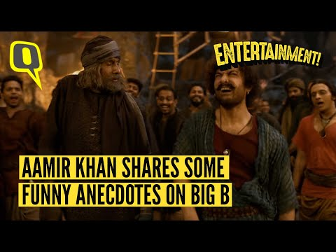 When Aamir Went to SRK for Advice on How to Interact With Big B