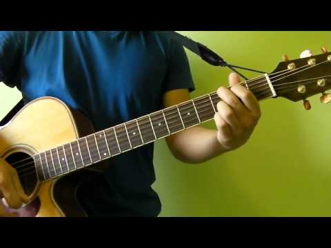 Little Talks - Of Monsters and Men - Easy Guitar Tutorial (No Capo)