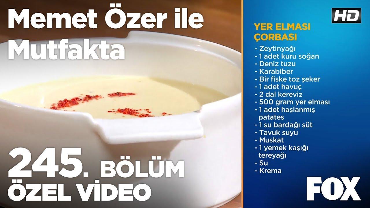 Zeytinyağlı Yer Elması Yapılışı Videosu