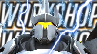 THE ULTIMATE REINHARDT MODE in The Overwatch Workshop