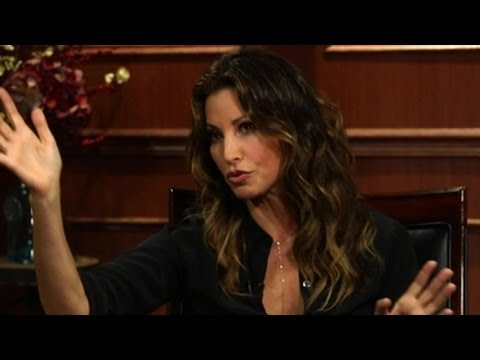 Gina Gershon Opens Up About Her Love Life  Larry King Now  Ora TV