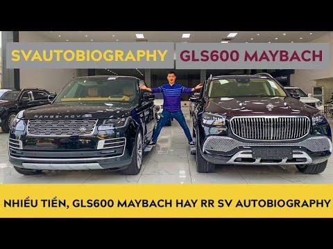 Nhiều tiền, nên chọn Mercedes GLS600 Maybach 2021 hay Range Rover SVAutobiography 2021