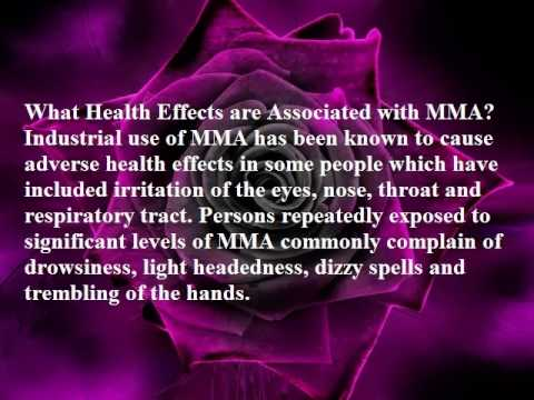 The Dangers of Using Acrylic Liquids That Contain MMA