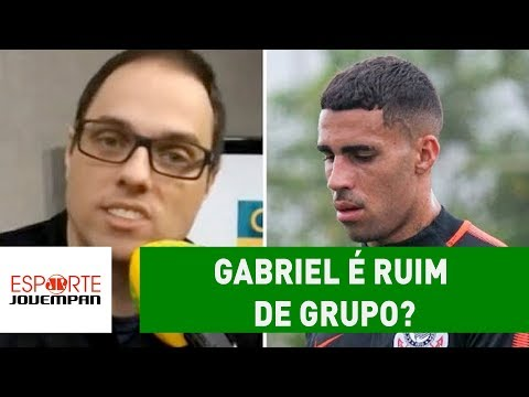 Gabriel é Ruim De Grupo? Volante Perde Espaço No CORINTHIANS!