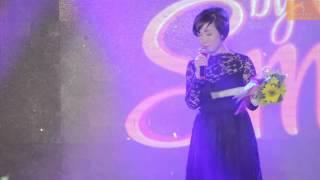 [Live] - Mỹ Linh - Lời tỏ tình của mùa xuân