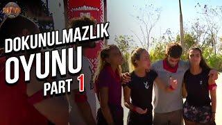 Dokunulmazlık Oyunu 1. Part   31. Bölüm   Survivor Türkiye - Yunanistan