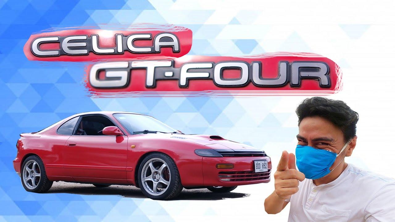 1992 TOYOTA CELICA GT-FOUR (J)
