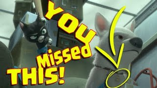 Everything You Missed in Disney's Bolt