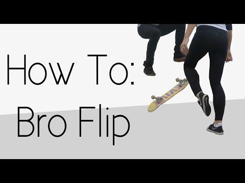 How To: Bro Flip