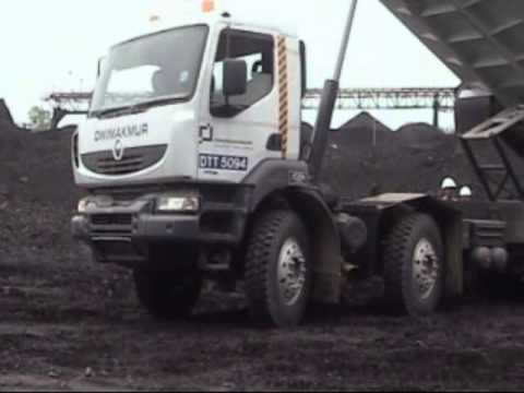 Renault Trucks + Pub Traillers Operation Tenggarong Indonesia by Husein
