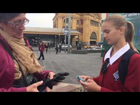 Street Interviews/ Is Melbourne a livable City?