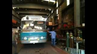 OLD BUS MERCEDES BIAMAX / LAEGE
