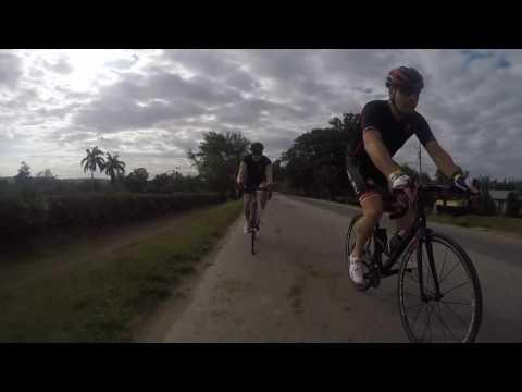 2016 Cuba Cycling