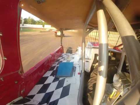 Accord Speedway Rookie Sportsman Heat Race 7/15/16