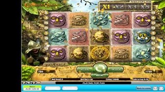 Gonzo's Quest - Another Awesome Pokie Machine - Play For Free or For Real!