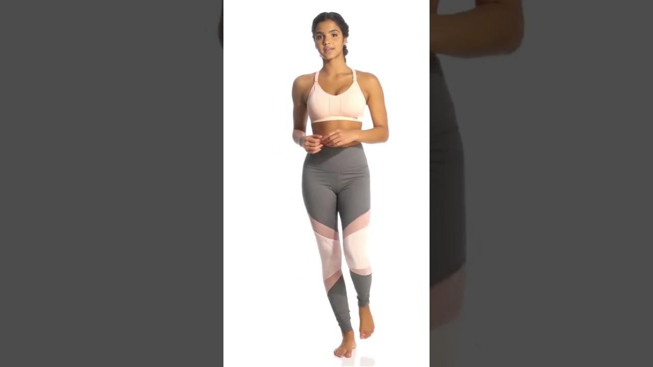 a5d320823a Marika Geraldine Seamless Yoga Sports Bra