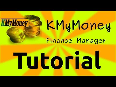 KMyMoney Personal Finance Software Tutorial