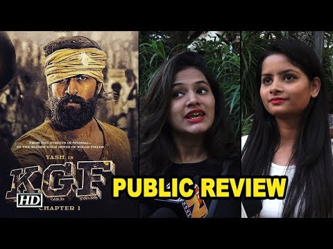 'K.G.F: Chapter 1' PUBLIC REVIEW | Yash steals the show Mp3