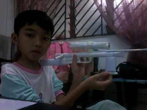 How to make paper sniper part 4