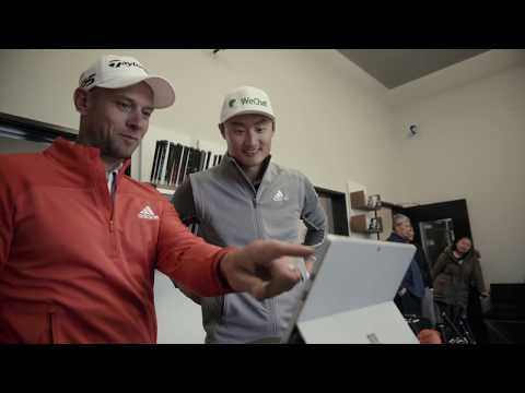 Haotong Li At The Kingdom | TaylorMade Golf Europe