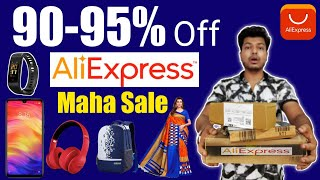 Biggest Sale | 95% off sale | Aliexpress | Cheapest deals aliexpress sale, Free shopping | Tech done