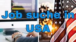 Wie finde ich einen Job bei einem deutschen Arbeitgeber in den USA