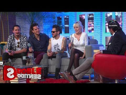 Jenny & the Mexicats en el estudio | Doble Sentido