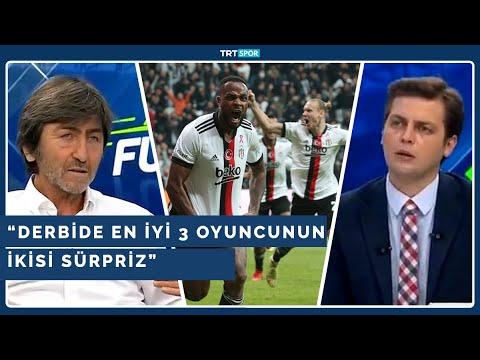 Download Dev derbide kazanan Beşiktaş | Beşiktaş 2-1 Galatasaray | Yüzde Yüz Futbol