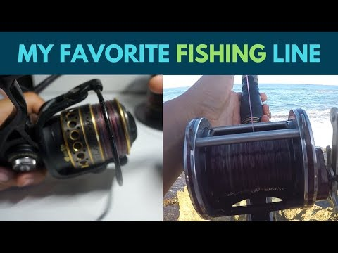 The Best Fishing Line For Hawaiian Waters!